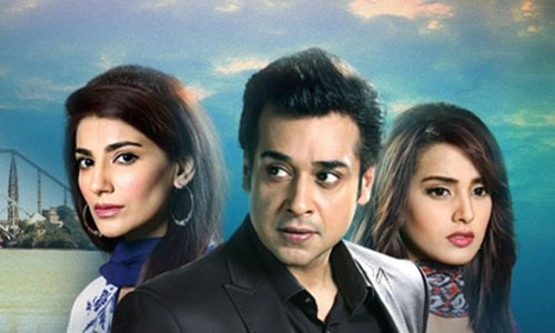 Sick of love triangles on TV? We love Faysal Qureshi's Mol for rising above
