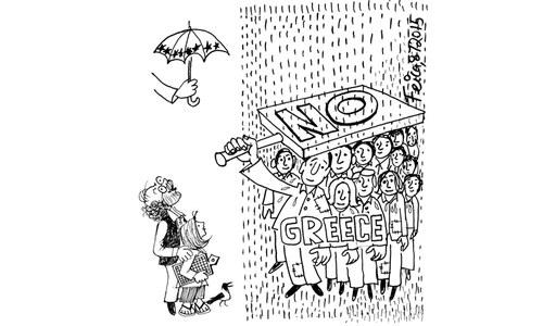 کارٹون: 8 جولائی 2015