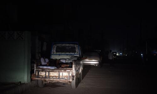 Karachi — when the city of lights went dark