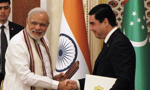 Modi calls for expediting Tapi project
