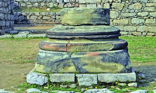 Jandial — a Zoroastrian temple in heart of Buddhist civilisation