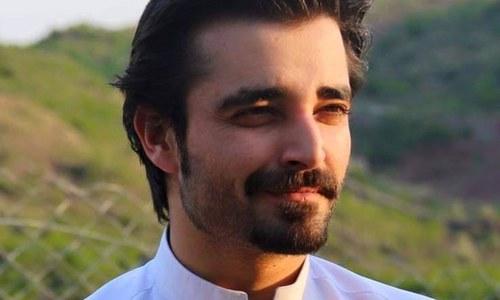 I've never fallen in love: Hamza Ali Abbasi