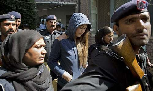 Ayyan Ali released from Adiala jail