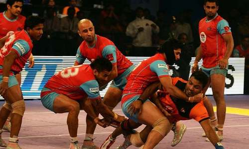 Kabaddi: Shiv Sena pressure forces Patna to bench Pakistani players