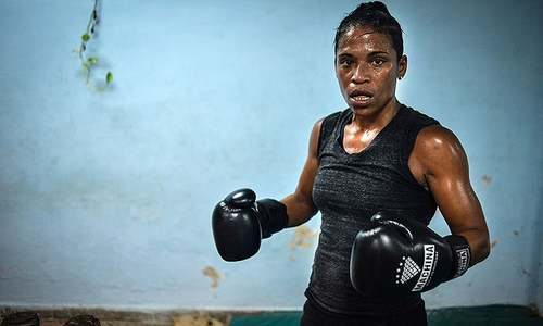 Race against time: 'I just need one chance to fight for Cuba'