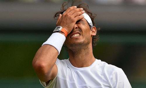 Nadal returns to clay to salvage season