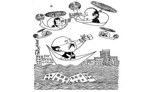 2015 کارٹون: 28 جولائی