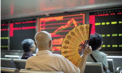 China's latest stock market plunge is good news