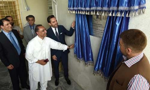 UNDP opens sub-office