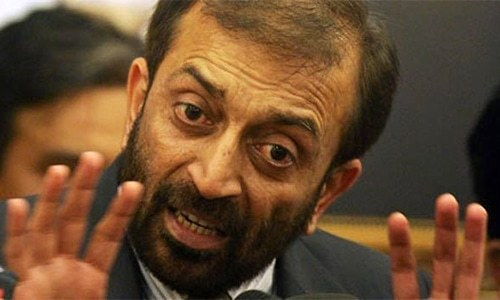 Karachi operation 'unfair', MQM team tells Nisar