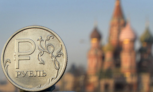 Heavy spending checks economic slump in Russia