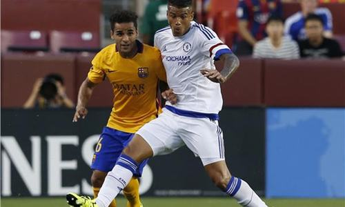 Chelsea and Barcelona sore but motivated to defend titles