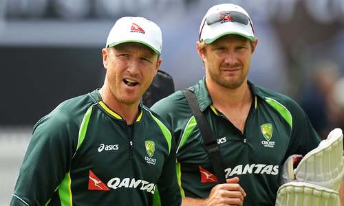 Ponting, other Australian greats detest axing of Haddin