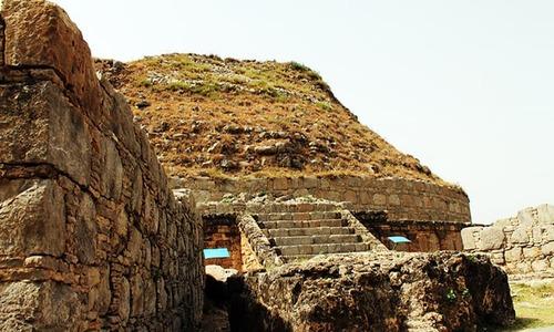 دھرما راجیکا: ٹیکسلا کی ڈھائی ہزار سال قدیم جامعہ