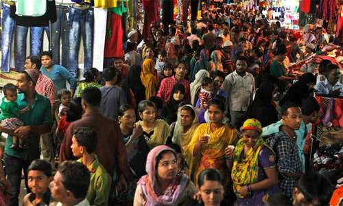 India set to become world's most populous country by 2022