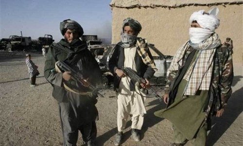 Taliban capture district in Afghanistan's Helmand province