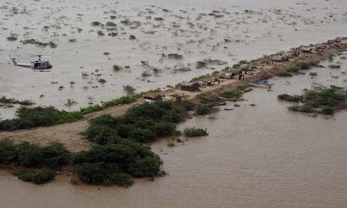 Pakistan's new plan to embrace floods