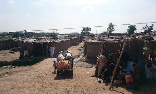 """""""خوبصورت اسلام آباد"""" کے لیے گھروں سے بے دخلی؟"""