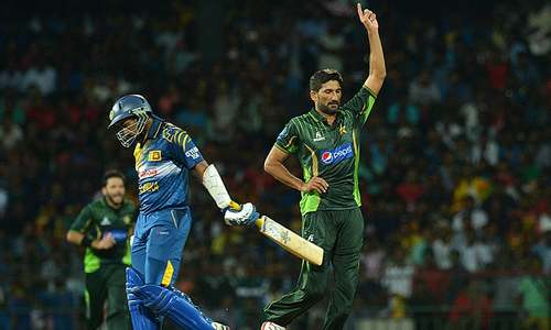 1st T20: Tanvir, Akmal star as Pakistan down Sri Lanka