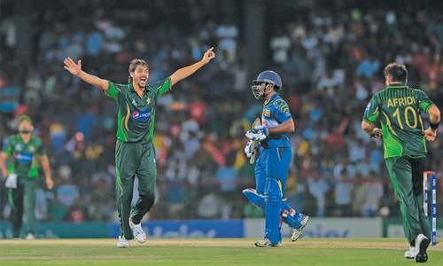 Pakistan tame Sri Lanka in first T20