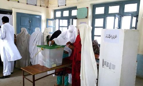No mismanagement, no violence as LG re-polling held in 14 districts
