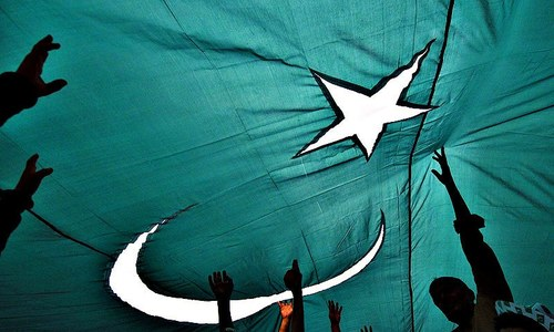 Pakistan's ideological project: A history