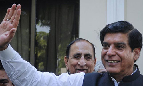 NAB to file corruption reference against former PM Raja Pervez Ashraf‏, others