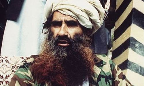 طالبان کمانڈر جلال الدین حقانی انتقال کر گئے