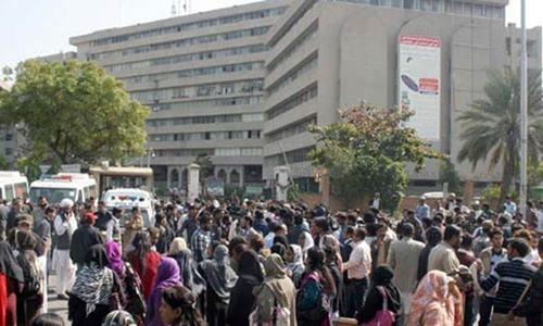 Sindh govt, FIA at loggerheads over raid on Civic Centre