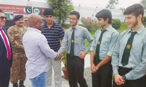 Jayasuriya pays homage to victims of APS attack