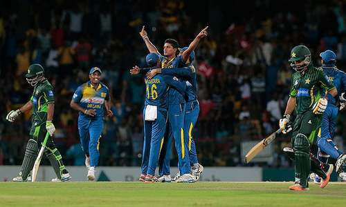 2nd T20: Buoyant Sri Lanka floor Pakistan