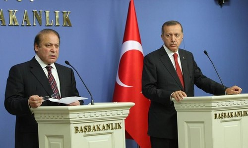 Pakistan, Turkey agree to enhance counter-terrorism cooperation