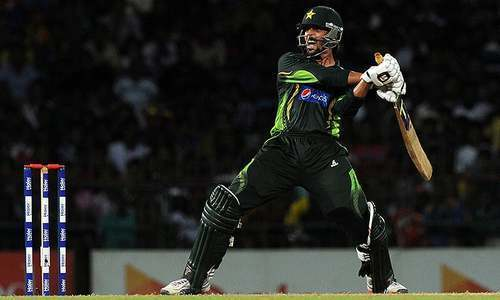 2nd T20: Pakistan pull off unbelievable win to take series