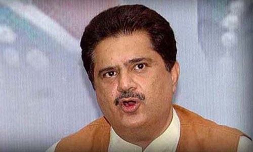 Nabil Gabol wanted to create disturbances in Lyari, says DIG South