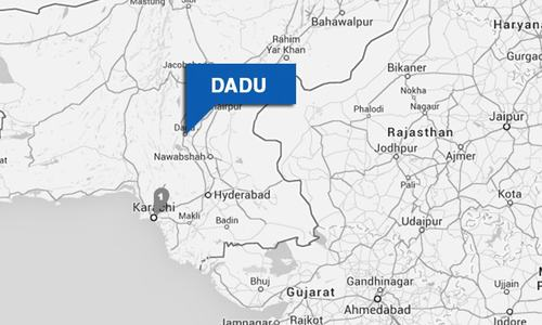 Seven shot dead in Dadu tribal clash