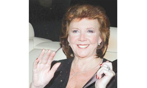 British singer, presenter Cilla Black dead