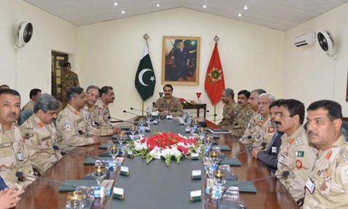 Nexus between drug dealers, terrorists will be broken: COAS