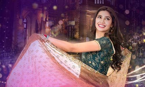 In Bin Roye, fashion and cinema live happily ever after