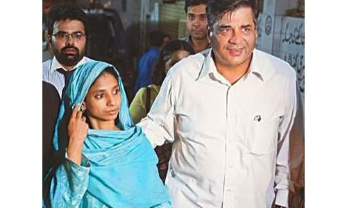 Ray of hope for Indian girl