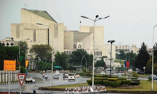 SC upholds establishment of military courts