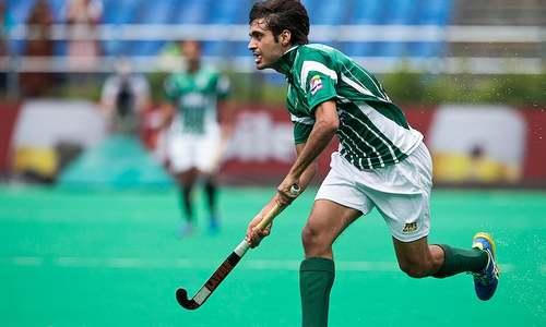 What is the Pakistani hockey player really worth?