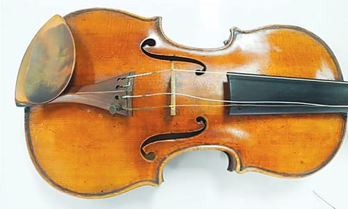 Priceless violin found 35 years after theft