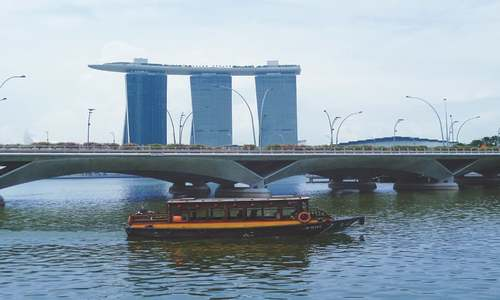 The miracle of Singapore