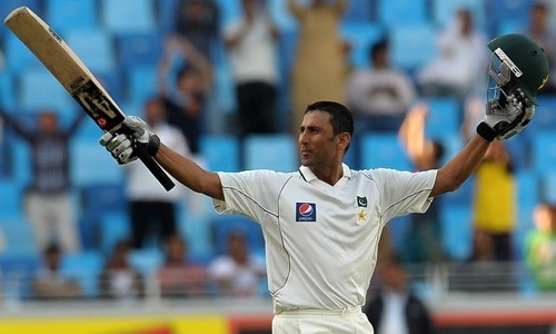 Younis is a real role model  for youngsters: Inzamam