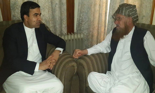 Afghanistan urges Sami to push for resumption of Taliban peace talks