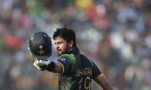 I am not impressed with Kohli's batting: Shehzad