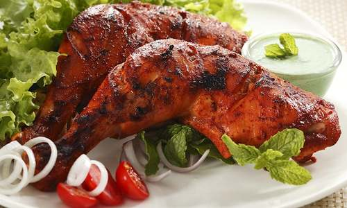 Food Stories: Tandoori Chicken