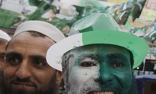 Pakistanis celebrate 69th Independence Day