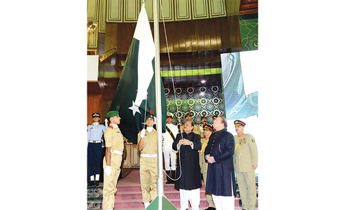 No let-up in war on terror, says Mamnoon