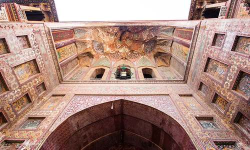 Digital preservation to the rescue of Pakistan's crumbling monuments